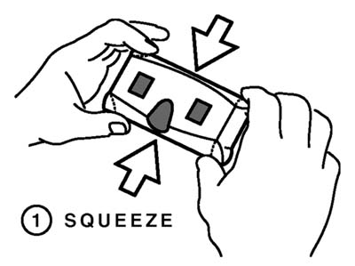 Lite 3D Viewer - Squeeze to make box