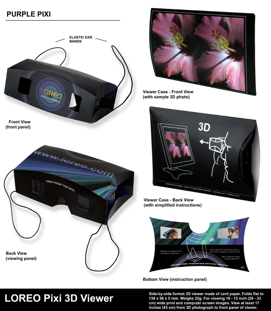 LOREO Lite 3D Viewer - Product Composite
