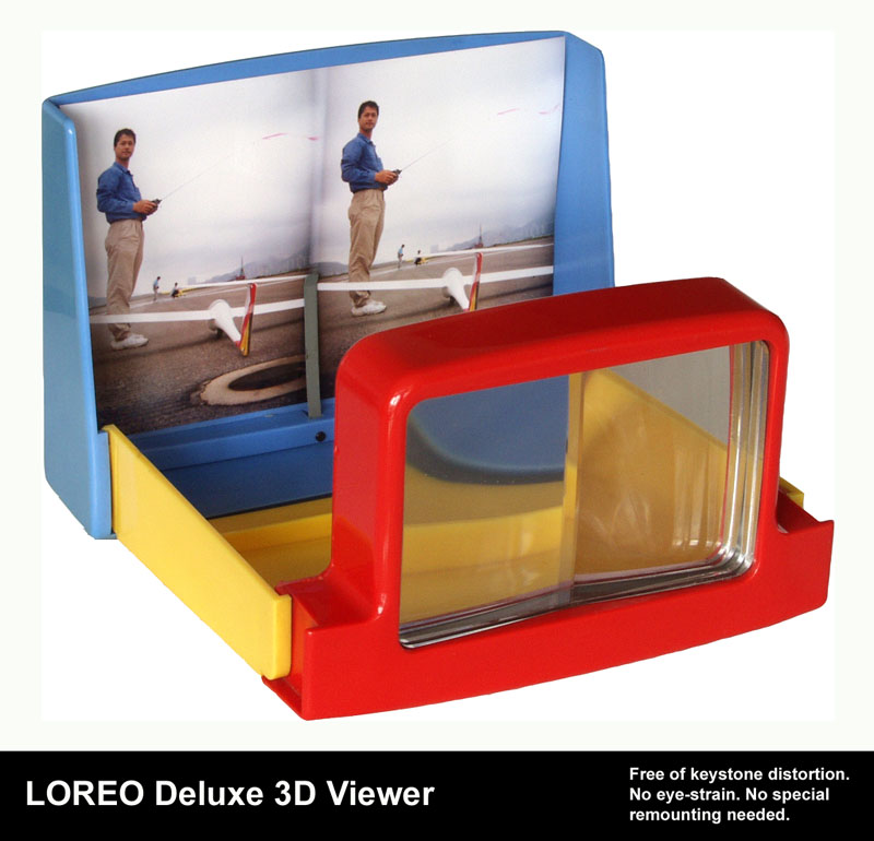 LOREO Photokit Deluxe Viewer