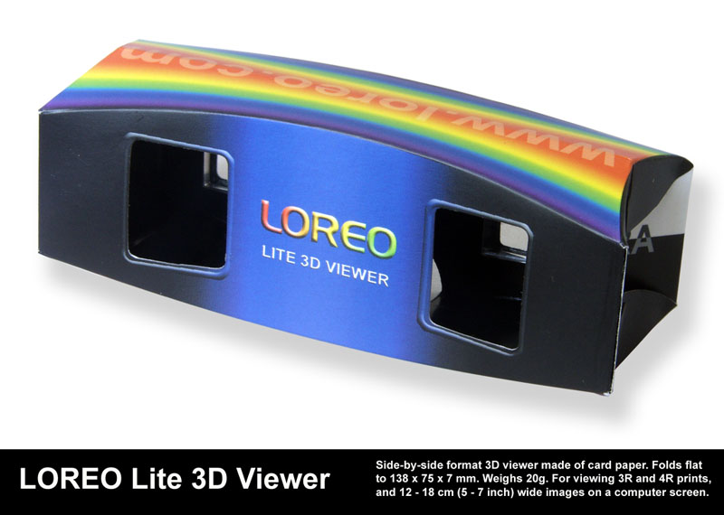 LOREO Lite 3D Viewer
